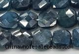 CCB911 15.5 inches 8*8mm faceted square apatite beads