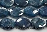 CCB941 15.5 inches 8*10mm faceted oval apatite beads