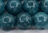 CEQ367 15 inches 10mm round sponge quartz gemstone beads