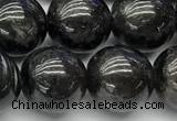CLB1168 15 inches 10mm round hornblende beads