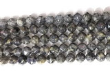 CNG9060 15.5 inches 10mm faceted nuggets iolite gemstone beads